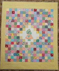 Triplet baby girls' quilts? Any ideas? - Page 9