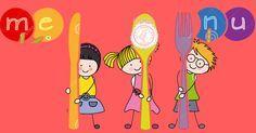 Un menu settimanale per bambini con ricette approvato dal pediatra della scuola della mia bambina. Gustoso e che piace a tutti.