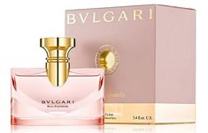 Treat yourself to that last little touch for an evening out with this perfume. - Perfume Bath And Body Works - Perfume Diesel, Best Perfume, Perfume Bottles, Perfume Scents, Perfume Tattoo, Bvlgari Rose Essentielle, Fragrance, Crystals, Hearts
