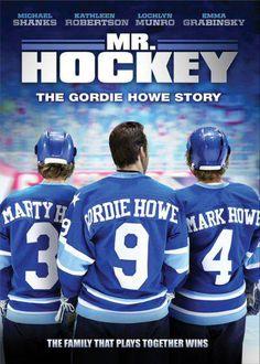 Michael Shanks (Mr. Hockey) – Poster
