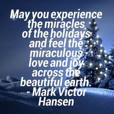 #markvictorhansen #quotes #miracles #holidays
