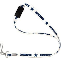 c2a6289d7 Dallas Cowboys WinCraft Breakaway Lanyard, $8.99 Cowboy Accessories,  Handbag Accessories, Auto Accessories