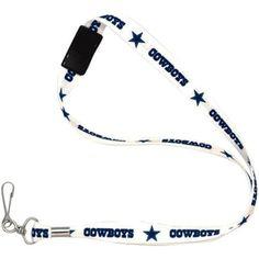 * Dallas Cowboys WinCraft Breakaway Lanyard, $8.99