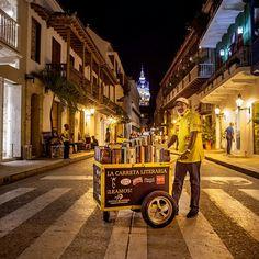 Postal de LaCaLiLe en Centro Histórico de Cartagena de Indias.