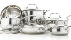 Care For Stainless Steel Cookware