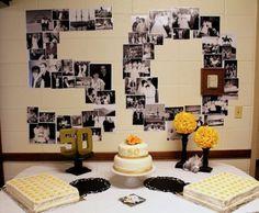 ideas for a 50th wedding anniversary