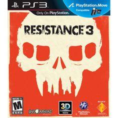 Resistance 3 - PS3 - US