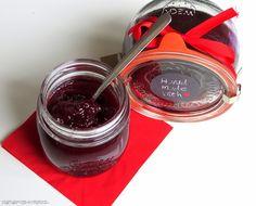 Rezepte mit Herz ♥: Glühende Kirschmarmelade