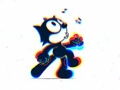 New party member! Tags: cat vintage trippy friday trip felix haters whistle felix the cat New party member! Tags: cat vintage trippy friday trip felix haters whistle felix the cat Vintage Cartoons, Classic Cartoons, Cartoon Kunst, Cartoon Art, Cartoon Gifs, Gif Animé, Animated Gif, Animation, Gif Collection