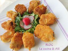 STECCHI ALLA BOLOGNESE Ricetta salata antipasto