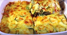 Mince Meat, Quiche, Zucchini, Healthy Recipes, Healthy Food, Pizza, Cheese, Vegetables, Cooking