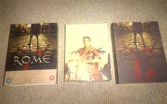 Rome: The Complete HBO Season 1 (6 Disc Box Set) [DVD] 7321900821711 | eBay. Excellent Mini Series!