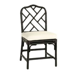 Set of 2 Macau Side Chairs I am completely obsessed with these chairs and want to use them for every project ever