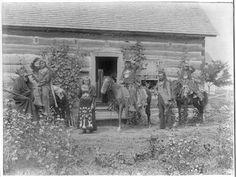 St. Regis Indian Show Company: c1894 Mohawk