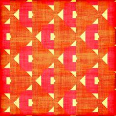 trama naranja, orange pattern