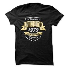 Limited Edition 1979 #1979 #tshirts #birthday #gift #ideas #Popular #Everything #Videos #Shop #Animals #pets #Architecture #Art #Cars #motorcycles #Celebrities #DIY #crafts #Design #Education #Entertainment #Food #drink #Gardening #Geek #Hair #beauty #Health #fitness #History #Holidays #events #Home decor #Humor #Illustrations #posters #Kids #parenting #Men #Outdoors #Photography #Products #Quotes #Science #nature #Sports #Tattoos #Technology #Travel #Weddings #Women