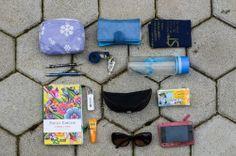 #v_torbi  Zakaj imamo ženske velike torbice? Zato :)