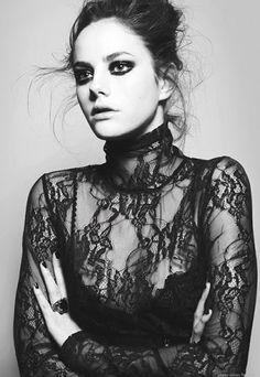 Kaya Scodelario, or Effy Stonem on the original British show Skins. She's like a younger version of Eva.