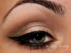 Gorgeous Eyes Using the Urban Decay Naked Palette | AmazingMakeups.com