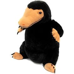 Fantastic Beasts Niffler big stuffed plush toy *** You can get more details by clicking on the image. (This is an affiliate link) #StuffedAnimalsPlushToys