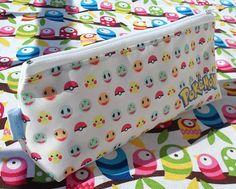 Cute Pokemon Pencil Case Zipper Pouch Bag Pen Box by MyMoemoe
