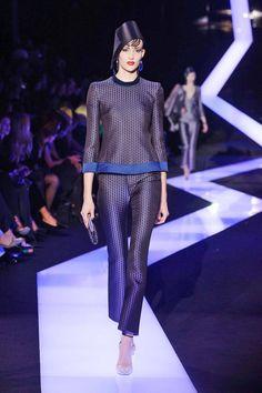 Giorgio Armani Privé Spring 2013 Haute Couture Collection  - ELLE.com