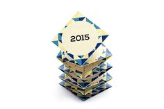 Foldable Pocket Calendar