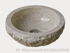 Wastafel Bowl Outside Full Marmo Color : Cream Size: Ø 35 cm X H. 15 cm Ø 40 cm X H. 15 cm Ø 45 cm X H. 15 cm
