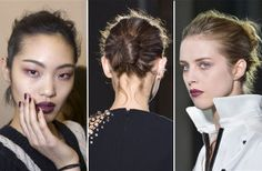 Backstage Beauty Brief: Kenzo, Isabel Marant and More at Paris Fashion Week - Fashionista