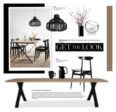 Get the Look by viva-12 on Polyvore featuring interior, interiors, interior design, home, home decor, interior decorating, Royal Doulton, 10 Strawberry Street, Waterford and LSA International