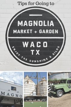 Magnolia Market Ultimate Tips - Things to know and travel tips for visiting Magnolia Market and Waco, Tx.
