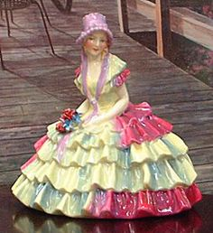 Chloe   Royal Doulton Figurine