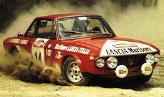 1973 Lancia Fulvia HF Marlboro Pregliasco-Garzoglio Sanremo 1973 (a) Vintage Sports Cars, Vintage Race Car, Retro Cars, Rally Car, Car Car, Turin, Course Automobile, Sports Car Racing, Car And Driver