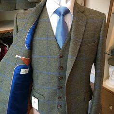 Tweed Tuesday! New Autumn/Winter tweeds for our ready to wear showroom here in Lincolnshire. #andrewjmusson #bespoke #tailor #bespoketailoring #lincoln #lincolnshire #savilerow #london #dapper #dandy #handmade #menswear #madeinengland #mensfashion #fashion #fashionformen #mensstyle #style #styleformen #dapperman #dapperstyle #gq #luxury #tweed #sportsjacket #tweedjacket #tweedwaistcoat #thelincolnshiretailor #tailormade  #craftsmanship