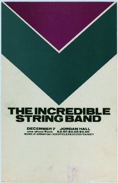 DEC: The Incredible String Band - Boston Tea Party Concert Poster Music Posters, Cool Posters, Concert Posters, Boston Tea, Psychedelic Music, Party Poster, Festival Posters, Plan Design, Tea Party