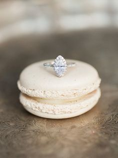 We can't get enough of this ring! http://www.stylemepretty.com/2015/08/17/chic-carondelet-house-wedding/ | Photography: Sposto - http://spostophotography.com/