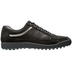 Footjoy Mens Contour /Grey Casual Spikeless (MNS Shoes Size Medium), Men's
