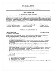 automotive sales manager resume