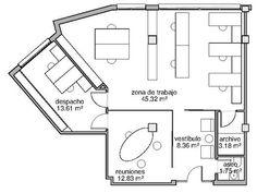 Alquiler Oficinas en Distrito 2 (Centro).