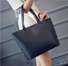 $33.76 (Buy here: https://alitems.com/g/1e8d114494ebda23ff8b16525dc3e8/?i=5&ulp=https%3A%2F%2Fwww.aliexpress.com%2Fitem%2FNewest-design-fashion-formal-women-s-vintage-handbag-brief-vintage-handbag-black-gray-sac-a-main%2F32689682568.html ) Newest design fashion formal women's large capacity tote bags brief vintage handbag  black/gray sac a main femme de marque for just $33.76