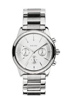 DKNY ROCKAWAY - Uhr - silver-coloured - Zalando.de