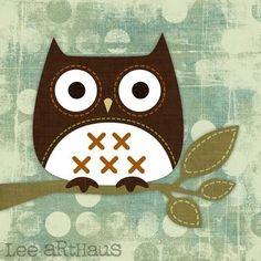 owl by Lee Arthaus