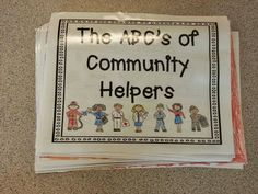 Second Grade Nest: Community Helpers Shared Research & Writing Project