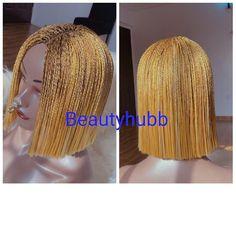 Short Braids, Braids Wig, Twist Braids, Short Wig Styles, Short Wigs, Micro Twists, Micro Braids, Lace Front Wigs, Lace Wigs