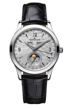 La montre Master Calendar de Jaeger-LeCoultre http://www.vogue.fr/vogue-hommes/montres/diaporama/les-belles-montres-homme-du-sihh-2015/18878/carrousel#la-montre-master-calendar-de-jaeger-lecoultre