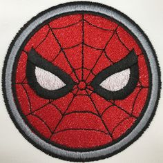 Motif de broderie machine gratuit SPIDERMAN – Broderie-Machine.com Spiderman, Costume Rouge, Free Machine Embroidery Designs, Free Design, Sewing Crafts, Fun, Marvel, Tattoo, Hand Embroidery
