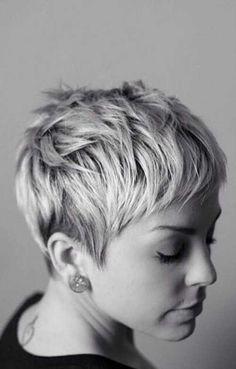 10 trendige und attraktive Kurzhaarfrisuren, die für jedes Alter und jede Haarfarbe geeignet sind! - Seite 2 von 10 - Neue Frisur