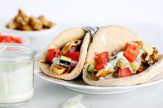 Mediterranean Chicken Pita - Hello HealthyHello Healthy