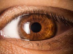 Článek o fotografování lidského oka, detailu duhovky. Portrait Photography
