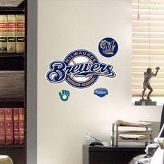 Milwaukee Brewers Teammates Logo Case Pack 6